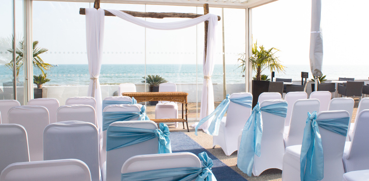 Sandbanks Hotel Weddings
