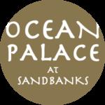 Ocean Palace Logo Gold